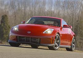 red nissan 350z modified 2007 nismo 350z pictures history value research news