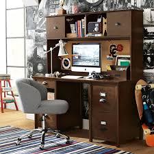 chatham large file desk hutch pbteen