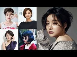 short hair cut for forty year olds asian images most trendy 2018 short haircut ideas for asian women youtube