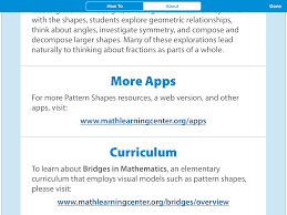 how to write an action research paper in education math pattern shapes by the math learning center review for teachers see the about section for links to curriculum and other tools