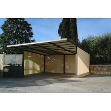 tettoia in ferro tettoia in ferro a sbalzo a3 500x500 in ferro zincata e verniciata
