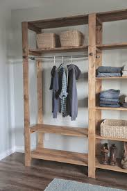 Easy Wood Shelf Plans by Great Plan For Garage Shelf Do It Yourself Home Projects From