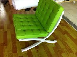 Barcelona Chair Philippines Barcelona Furniture Barcelona Chair Single Seat For Sale
