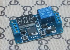 Jual Timer Dc jual 12v home automation delay timer switch module digital
