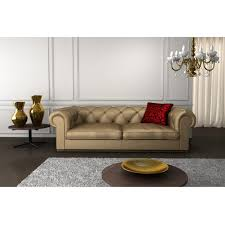 Uk Chesterfield Sofa by Classic Upholstered Gold Button Tufted Chesterfield Sofa