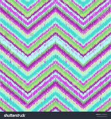 ethnic zigzag pattern retro colors aztec stock vector 144458164