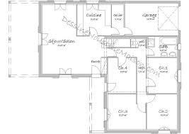 plan cuisine l modele de maison en l id e contemporaine placecalledgrace com plans