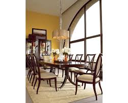 Double Pedestal Dining Table Double Pedestal Dining Table Dining Room Furniture Thomasville