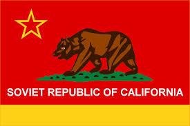 Communist Flag Russia Soviet California By Thefieldsofice On Deviantart