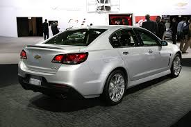 chevrolet ss file 2014 chevrolet ss rear png wikimedia commons