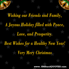 wishing our friends and family http www smsandquotes sms