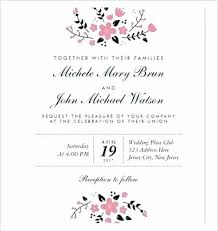 how to word wedding invitations also wedding invitations templates
