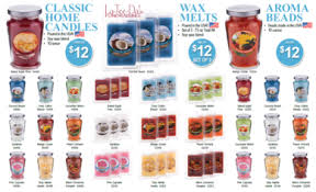 home interiors candles catalog candle fundraisers lateeda fundraising candle brochures