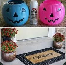 Halloween Diy Ashley U0027s Potato 20 Fun Easy Diy Halloween Decorating Projects Garage