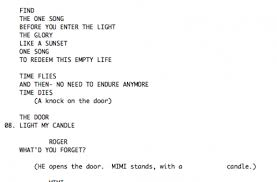 Light One Candle Lyrics No Day But Today