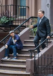 The Movie Blind Alec Baldwin Picture 211 On The Set Of Movie Blind