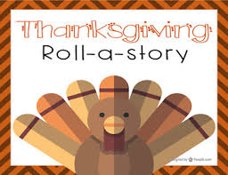thanksgiving roll a story by s assistant tpt