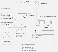 hei distributor wiring diagram wiring diagram