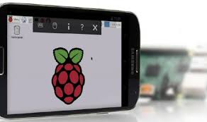 raspberry pi android an android device as a raspberry pi screen