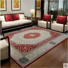Carpets And Area Rugs Fashion 140x200cm Vintage Carpets European Coffee Table Rugs And