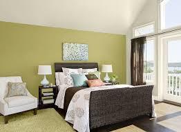 couleur chambre de nuit idées pour chambre à coucher vert ravissante chambre à coucher