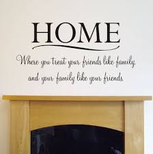 Wall Quotes For Bedroom by Home Quotes Wall Decals Image Quotes At Hippoquotes Com Family