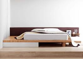 Low Height Bed Frame Amazing Low Height Beds Buybrinkhomes Inside Profile