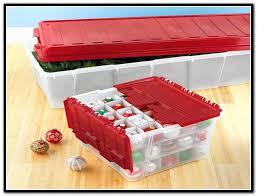 rubbermaid ornament storage home design ideas