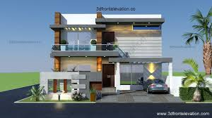 3d front elevation com 10 marla houses design islamabad with pictures