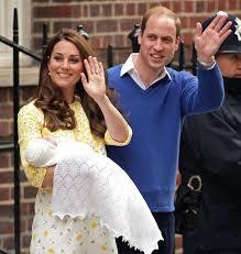 prince william kate u0026 george escape country born