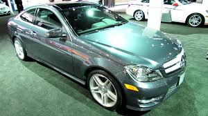 2013 mercedes c class c250 coupe 2013 mercedes c250 coupe exterior and interior walkaround