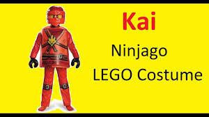 lego ninjago halloween costume cool halloween costumes for boys 2016 youtube