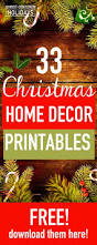 Religious Wall Decor 30 Free Christmas Wall Art Printables Seasonal Home Decor