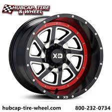 Xd Rims Quality Load Rated Kmc Xd 4x4 Wheels For Sale by Kmc Xd Series Xd833 Recoil Satin Black W Red Inner Ring