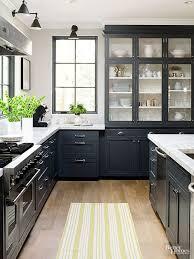 Best  Kitchen Black Appliances Ideas On Pinterest Black - Kitchen decorating ideas with dark cabinets
