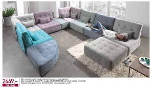 lambermont canapé promotion meubles lambermont salon comme photo avec 3 poufs en