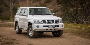 nissan patrol classic 2016 nissan patrol st y61 review caradvice