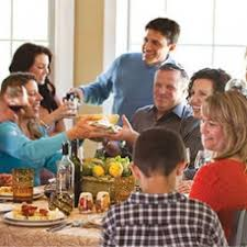 which tv family should you join for thanksgiving dinner