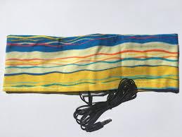 Multicoloured Flag Zenbands U2013 Comfy U0026 Stylish Headband Headphones U0026 Eyemask All In