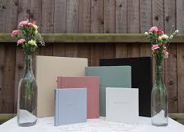 handmade wedding albums wedding albums artistic handmade folio albums made in britain
