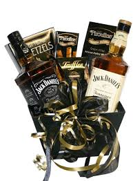 Tequila Gift Basket Build A Basket Best Of Jack Daniels Gift Basket