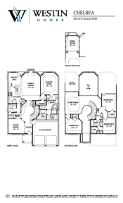 bradford floor plan westin homes bradford floor plans westin homes floor plans