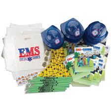 ems 700 item open house kit