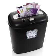 amazon com swingline paper shredder junk mail 12 sheet capacity
