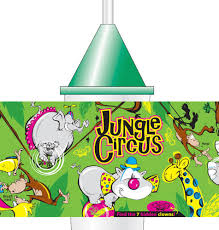 halloween dixie cups dixie jungle circus 10 oz kid u0027s favorites collectible cups lids