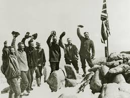 Antarctic Flag Opinion Rescued Antarctic Group Aren U0027t Heroes