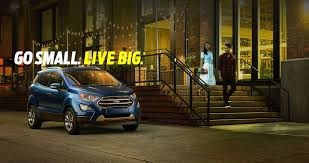 oakridge ford the 2018 ford ecosport
