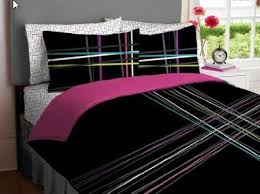 Black And Purple Comforter Sets Queen 52 Best Bedroom Ideas Images On Pinterest Bedroom Ideas