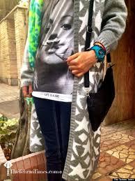 these stylish iranian women won u0027t let a dress code hold them back