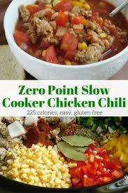 zero points weight watchers chili recipe weight watchers chili